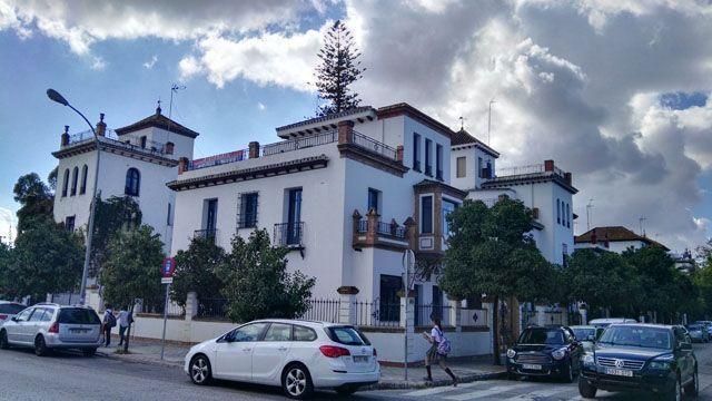 Fotografía de Chalet oficina alquiler Sevilla - Heliópolis
