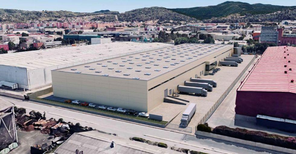 Fotografía de Nave logistica en alquiler en Castellbisbal