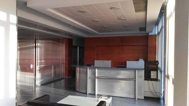 Fotografía de Oficina Alquiler Sevilla Nervion