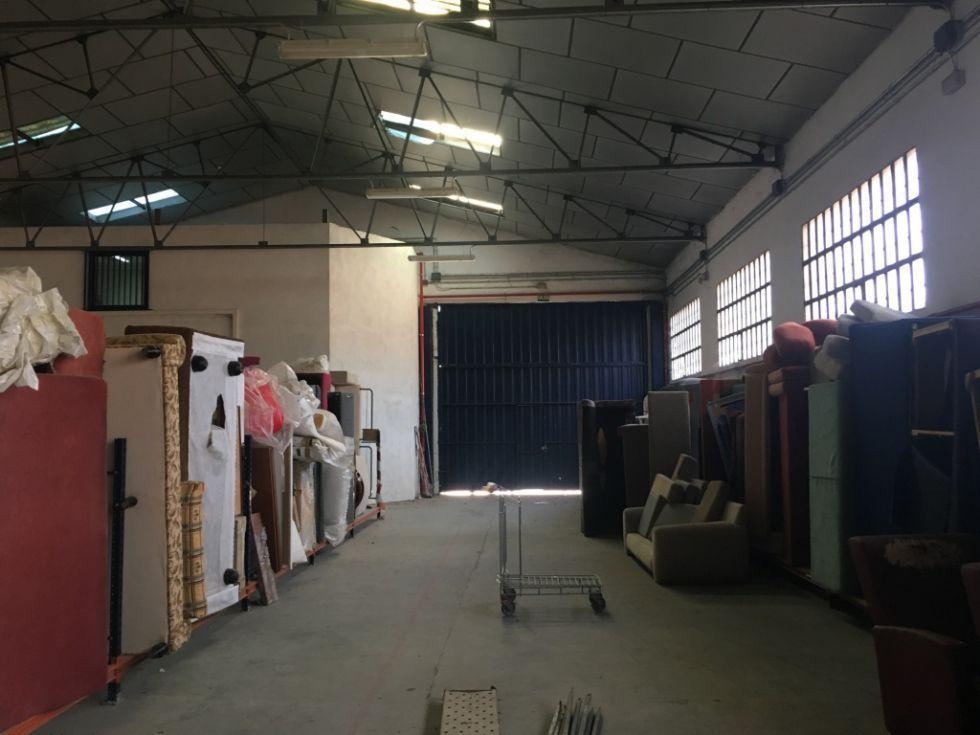 Fotografía de Nave industrial en alquiler