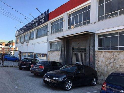 Fotografía de Nave industrial en venta  [2309]