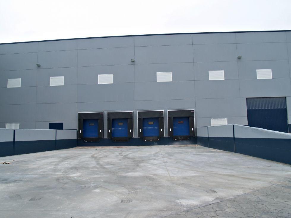 Fotografía de Nave logística 20.606 m2