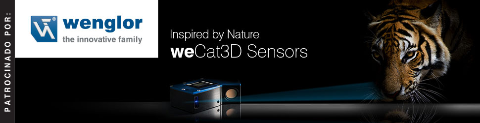 Inspired by Nature WeCat3D Sensors