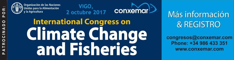 Conxemar - Vigo, 2 de octubre 2017 International Congress on Climate Change and Fisheries