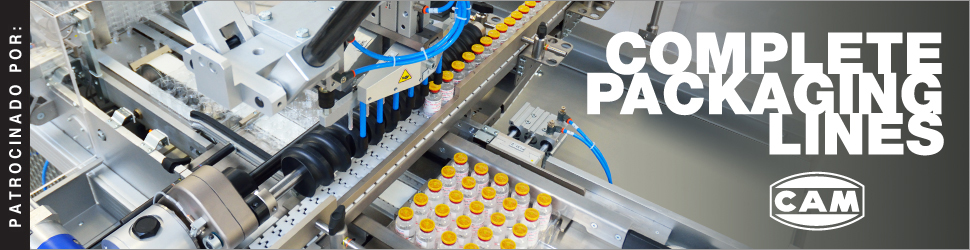 Complete packaging lines