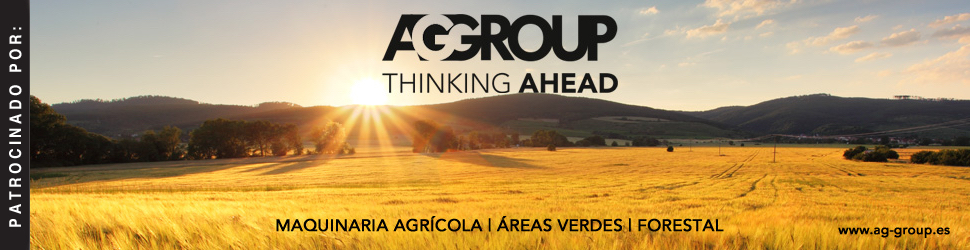 AG-Group - Thinking Ahead - Maquinaria agrícola, árera verdes, forestal - www.ag-group.es