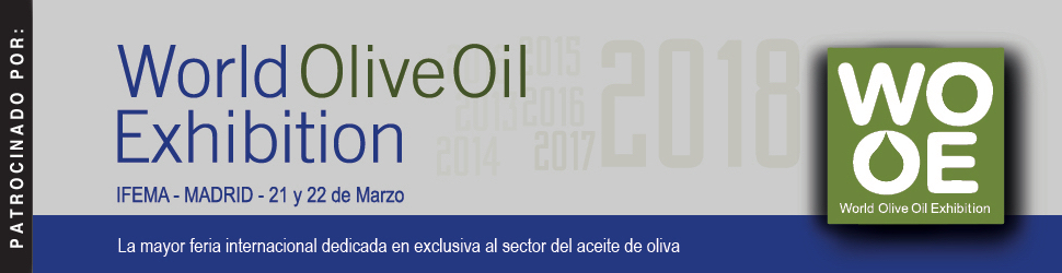 World Olive Oil Exhibition - Ifema-Madrid 21 y 22 de marzo - La mayor feria internacional dedicada en exclusiva al sector del aceite de oliva