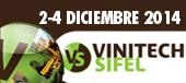 Vinitech Sifel - 2-4 Diciembre 2014