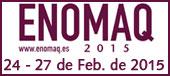 Enomaq - Feria de Zaragoza 24 - 27 Febrero de 2015