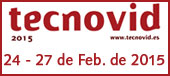 Tecnovid - Feria de Zaragoza 24 - 27 Febrero de 2015