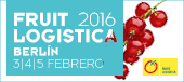 Fruit Logistica 2016 Berlin 3-4-5 Febrero
