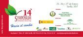 14 Symposium Nacional de Sanidad Vegetal - 25-26 y 27 de Enero, Sevilla 2017