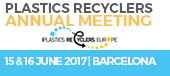 European Plastics Recyclers - Annual Meeting 16 - 17 junio 2017 Barcelona