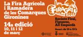 La Fira Agrícola y Ramadera de les Comarques Gironines - 14ª edició 10,11,12 de marzo - Recinto Firal Figueres Alt Empordà