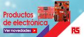 RS Components: productos de electrónica