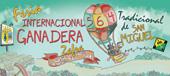 Feria Internacional Ganadera de Zafra (Feria de San Miguel) del 28 de septiembre al 4 de octubre de 2017