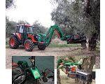 Vibrador de olivos