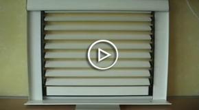 Vídeo Multiroll – persiana con enrollamiento interior o exterior