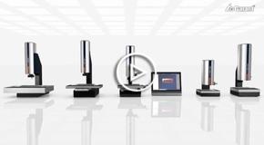 Vídeo Garant measuring microscopes