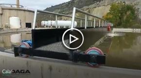 Vídeo Puente decantador