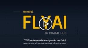 Vídeo FLYAI (Ferrovial) - I Premio Interempresas - Civildron'20 a la Mejor Aplicación de Drones en Obra Civil