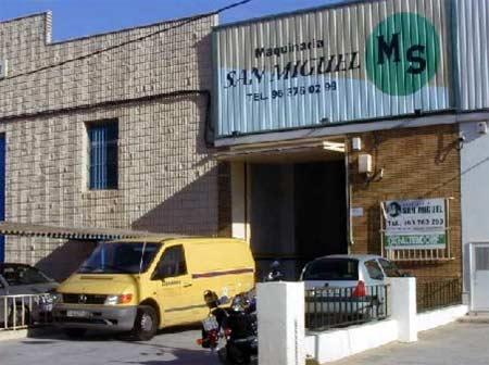 Maquinaria San Miguel