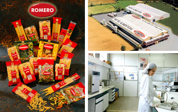 Pastas Alimenticias Romero, S.A.