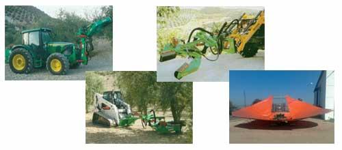 Maquinaria Agrícola Iznájar | Vibradores MAI