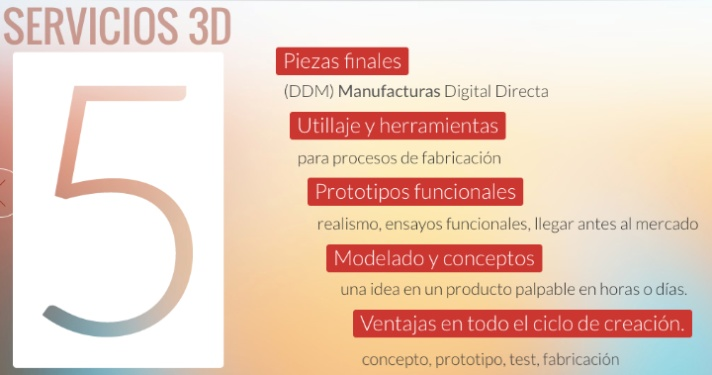 3D New System Construction, S.L. (Producto 3D)