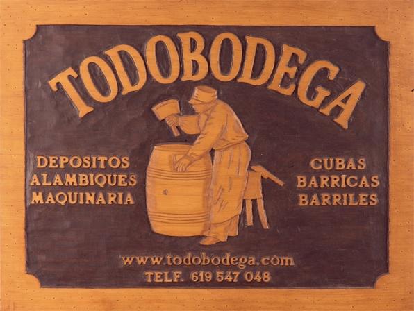 Todobodega (compra-venta de depósitos y maquinaria de alimentación)