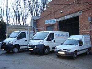 Plásticos Metales Talleres, S.A. - Plasmetal, S.A.