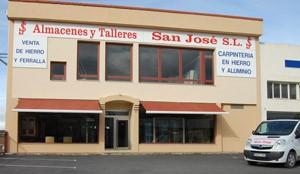 Almacenes y Talleres San José, S.L.