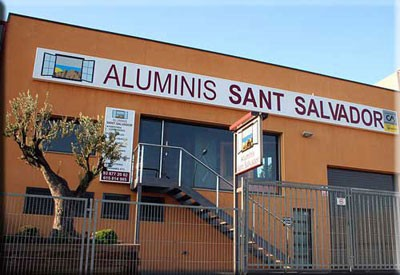 Aluminios San Salvador, S.L.