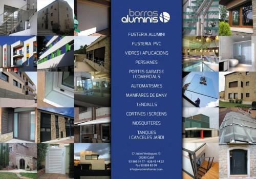Aluminis Borras Calaf, S.L.