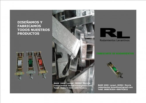 Rodamientos Levantinos Robles y Sáez, S.L.