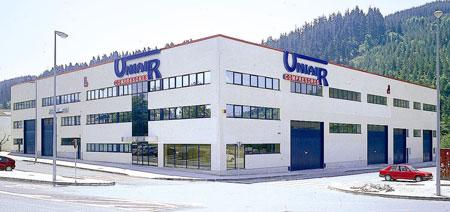 Compresores industriales Jafer (Compresores Uniair, S.L.)
