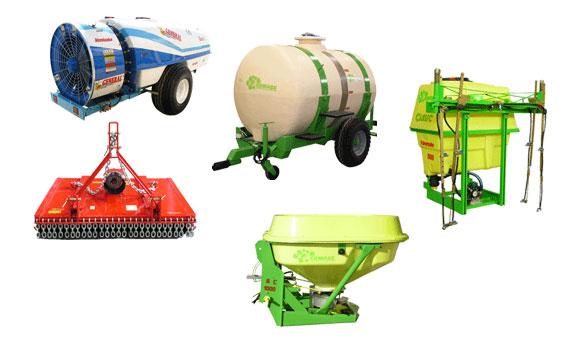 Componentes Agrícolas General, S.L. (Comage)