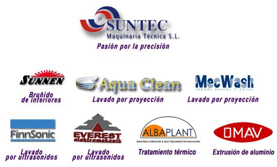 Suntec Maquinaria Técnica, S.L.