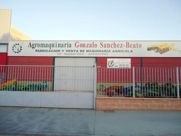 Agromaquinaria Gonzalo Sánchez-Beato