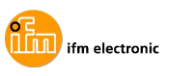Logo Ifm Electronic, S.L.
