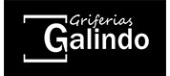 Logotipo de Griferias Galindo