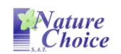 Logo Nature Choice, S.A.T.