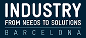 Logo de Industry - From needs to solutions - Fira Barcelona