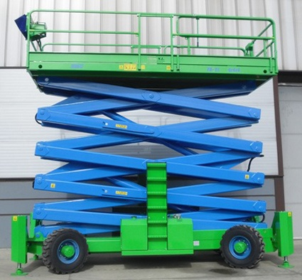 Scissor lifts EMC PE-25 - Building (Construction Equipment and