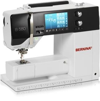 Sewing machine Bernina 580 - Textile - Sewing machine