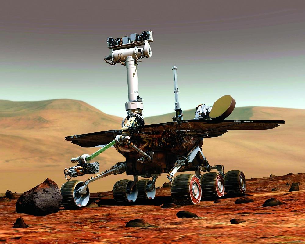 """Foto de """"Los materiales de Dupont viajan a Marte"""""""