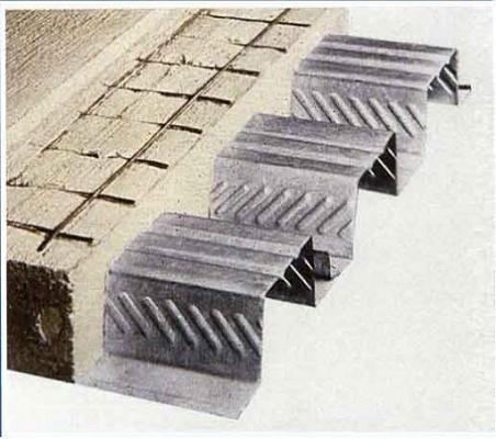 Slabs systems Metecno Hi Bond - Building materials - Slabs