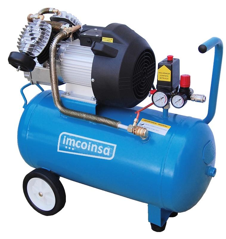 Compresores imcoinsa serie imco brico 3 50 m obras for Compresor de aire bricodepot