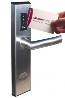 Cerraduras electr nicas omnitec gaud fit in ferreter a for Tipos de cerraduras para puertas