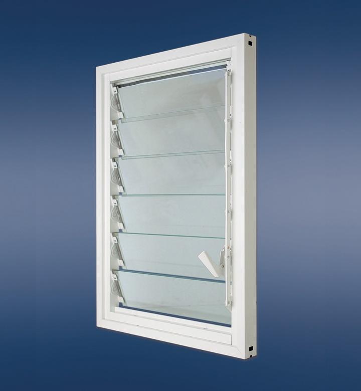 Celos as de cristal angra glass classic materiales para - Celosia de aluminio ...